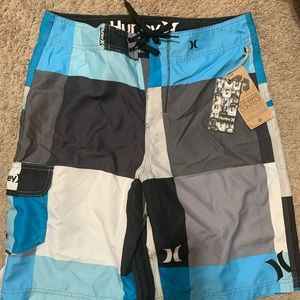 Brand new Hurley board shorts